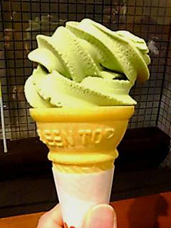 自分で作るソフトクリーム