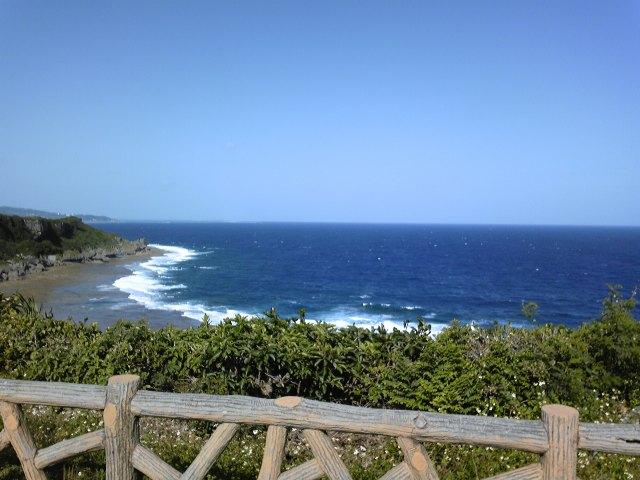 沖縄に来ています。(1)