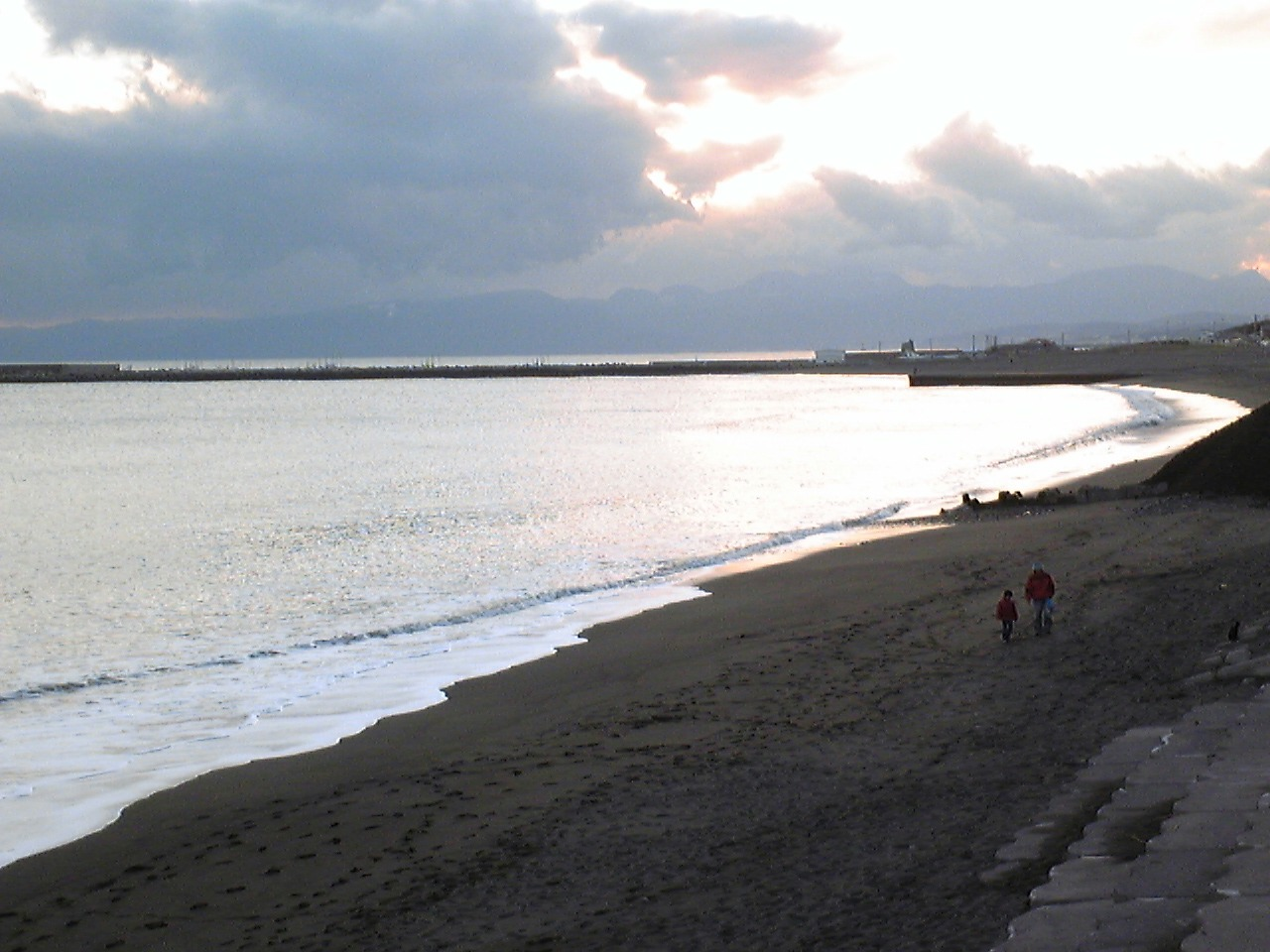 茅ヶ崎ハルの海